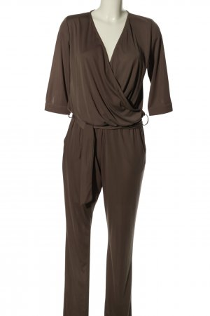 Bea Tricia Jumpsuit brown casual look