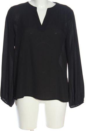 Bea Tricia Langarm-Bluse