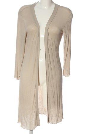 Bea Tricia Cardigan tricotés crème style décontracté