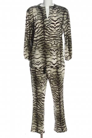 Bea Tricia Woven Twin Set allover print extravagant style