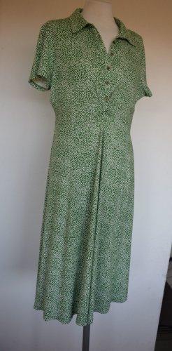 Beacan Cove - Liebliches Kleid mit filigranem Muster Gr. L - neu