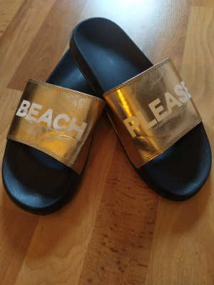 """Beach Please"" Sommerschlappen"
