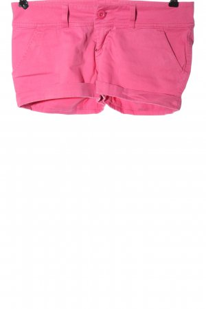Beach Time Hot Pants pink casual look