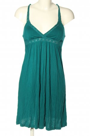Beach Time Neckholderkleid blau Casual-Look