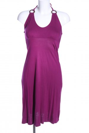 Beach Time Vestido playero rosa look casual