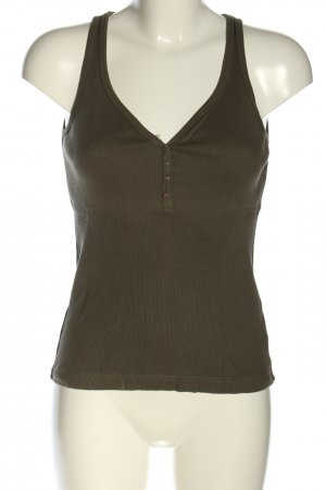 Beach Time Tanktop khaki Casual-Look