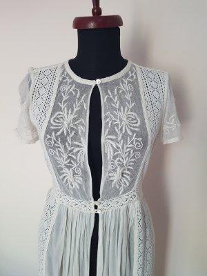 Zara Beach Dress cream