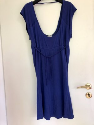 Beachkleid blau, Gr. 36/38