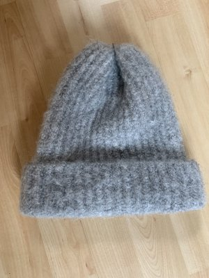 Zara Beanie light grey