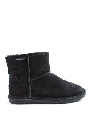 Bearpaw Buty śniegowe czarny W stylu casual