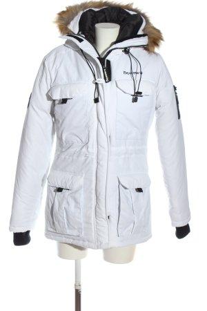 Bearpaw Kurtka zimowa biały W stylu casual