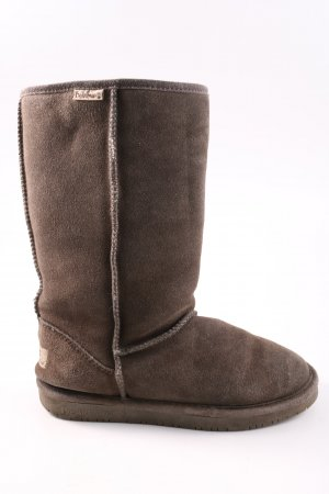 Bearpaw Winterstiefel braun Casual-Look
