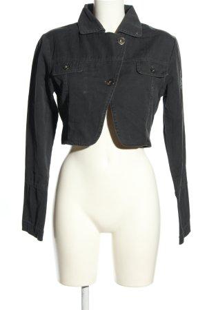 beat wear Jeansowa kurtka jasnoszary W stylu casual