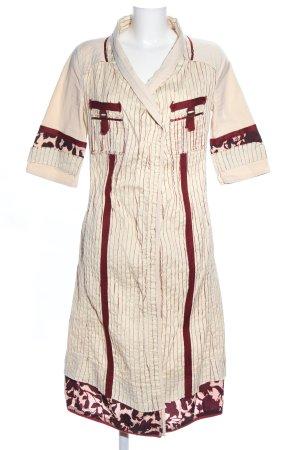 Beate Heymann Abito blusa camicia motivo floreale stile casual