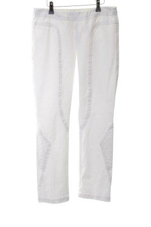 Beate Heymann Streetcouture 7/8-broek wit casual uitstraling