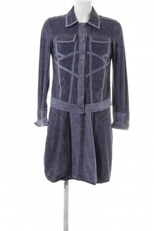 Beate Heymann Streetcouture Ladies' Suit dark blue extravagant style