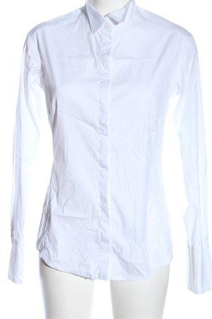 Beate Heymann Streetcouture Shirt met lange mouwen wit zakelijke stijl