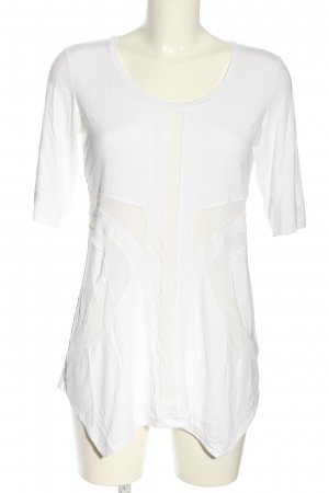 Beate Heymann Streetcouture Lang shirt wit casual uitstraling
