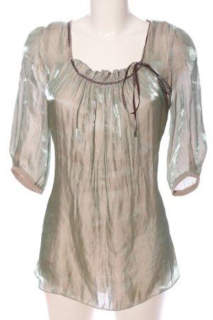 Beate Heymann Streetcouture Koszulka z długim rękawem w kolorze białej wełny