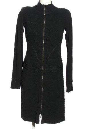 Beate Heymann Streetcouture Coat Dress black casual look