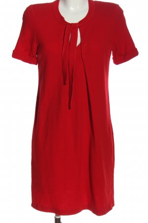 Beate Heymann Knitted Dress red casual look