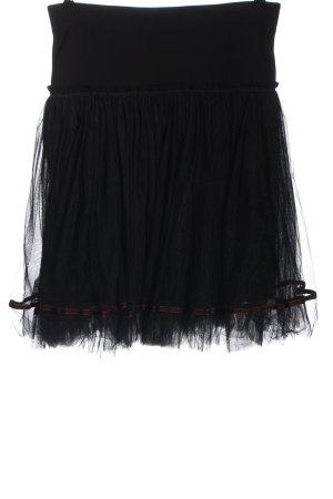 Beate Heymann Tiulowa spódnica czarny W stylu casual