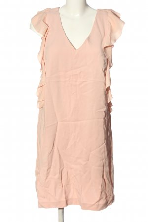 Beatrice.B Flounce Dress pink casual look