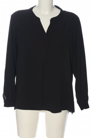 BeaTricia Long Sleeve Blouse black casual look