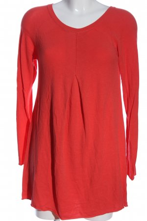 BeaTricia Long Shirt red casual look
