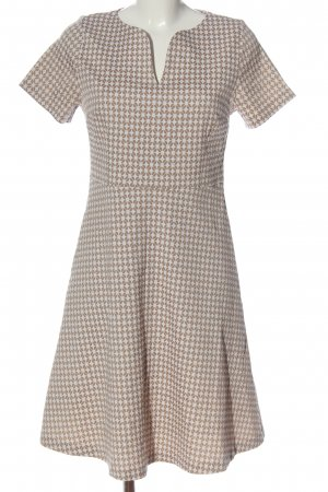 BeaTricia Midi Dress white-pink abstract pattern casual look