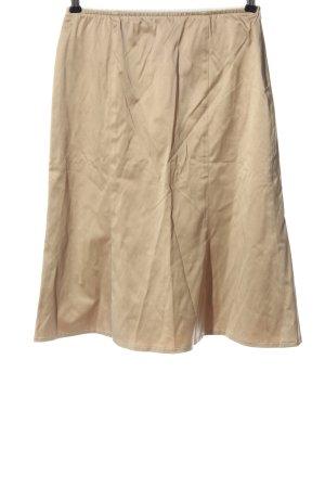 BeaTricia Spódnica midi kremowy W stylu casual