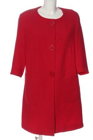 BeaTricia Overgangsjas rood elegant
