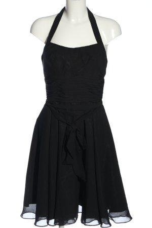 Beaumonde Halter Dress black elegant