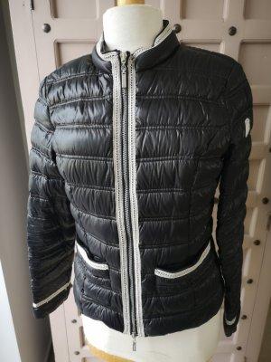 Beaumont Daunen Jacke Schwarz Gr 38