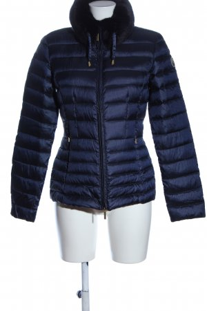 Beaumont Steppjacke lila Steppmuster Casual-Look