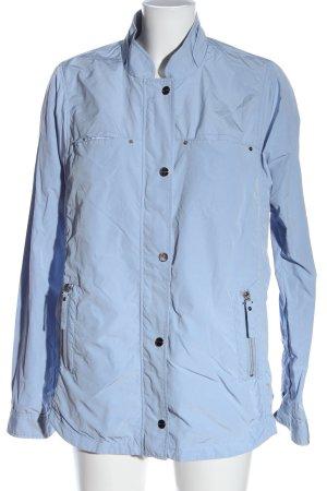 Beaumont Übergangsjacke blau Casual-Look