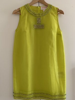 Matthew Williamson for H&M Cocktail Dress neon yellow