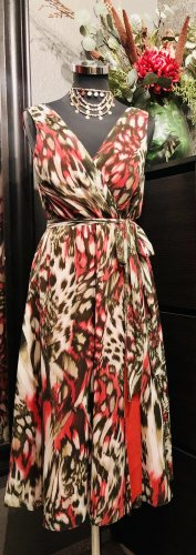 per una by Marks & Spencer Chiffon Dress multicolored