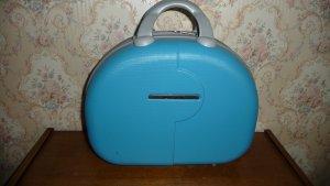Marc Picard Cosmeticabox turkoois-grijs