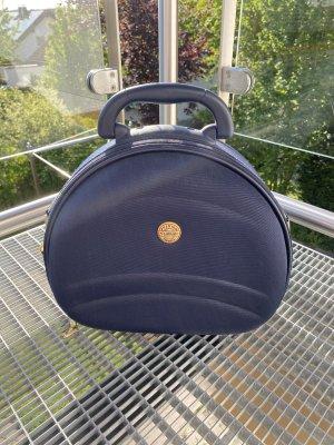 Beauty Case, Premium Flamingo Travel, blau, Handkoffer
