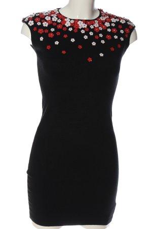 Beauty Women Sukienka mini Wzór w kwiaty W stylu casual