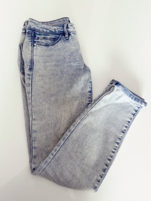 bebe Jeans taille basse multicolore
