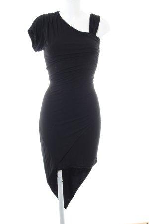 bebe Jerseykleid schwarz Elegant