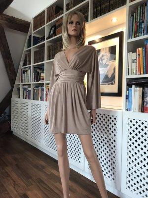Bebe Kleid beige