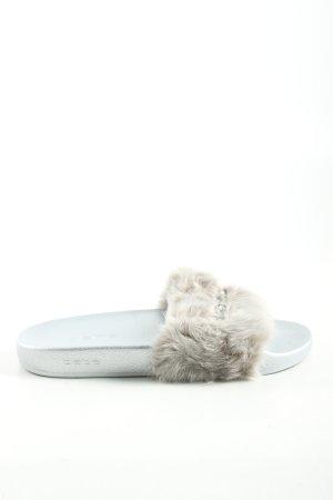 bebe Komfort-Sandalen hellgrau Casual-Look