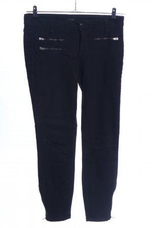 bebe Stretch Trousers black business style