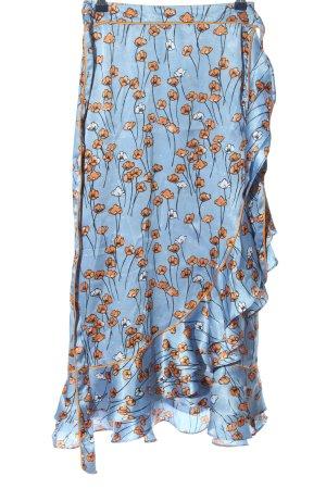Beck Söndergaard Flounce Skirt allover print elegant