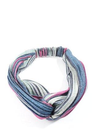 Beck Söndergaard Hair Circlet striped pattern casual look