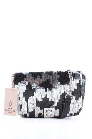 Beck Söndergaard Shoulder Bag black-silver-colored elegant