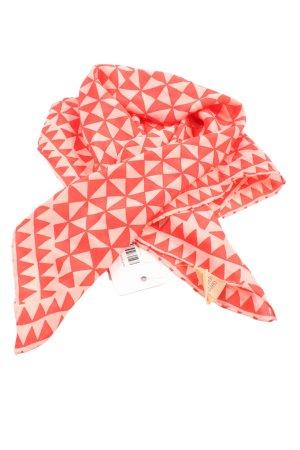 Beck Söndergaard Silk Cloth red-cream allover print casual look